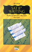 CliffsTestPrep SAT II Writing Preparation Guide 1st edition 9780822023258 0822023253