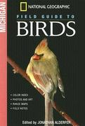 National Geographic Field Guide to the Birds: Michigan 0 9780792238744 0792238745