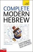 Complete Modern Hebrew: A Teach Yourself Guide 2nd edition 9780071750554 007175055X