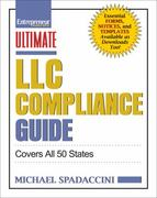 Ultimate LLC Compliance Guide: Covers All 50 States 1st edition 9781599184050 1599184052