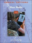 Annual Editions: Mass Media 11/12 17th edition 9780078050909 0078050901