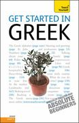 Get Started in Greek: A Teach Yourself Guide 3rd edition 9780071751070 0071751076
