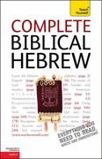 Complete Biblical Hebrew: A Teach Yourself Guide 3rd edition 9780071752657 007175265X