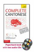 Complete Cantonese with Two Audio CDs: A Teach Yourself Guide 2nd edition 9780071750592 0071750592