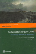 Sustainable Energy in China 1st edition 9780821367537 0821367536
