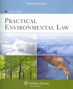 Practical Environmental Law 1st Edition 9780735572423 0735572429