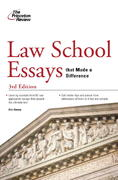Law School Essays that Made a Difference, 3rd Edition 3rd edition 9780375428777 0375428771