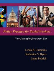 Policy Practice for Social Workers 1st edition 9780205473762 0205473768