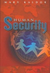 Human Security 1st Edition 9780745638546 0745638546
