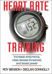 Heart Rate Training 1st Edition 9780736086554 0736086552