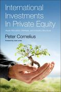 International Investments in Private Equity 0 9780123750822 0123750822