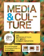 Media and Culture 8th edition 9780312644659 0312644655