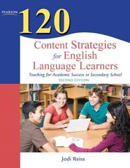 120 Content Strategies for English Language Learners 2nd Edition 9780133000863 0133000869