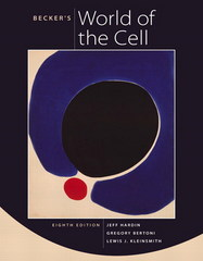 Becker's World of the Cell 8th edition 9780321716026 0321716027