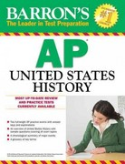 Barron's AP United States History 2nd Edition 9780764146824 0764146823