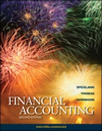 Financial Accounting with Connect Plus 2nd edition 9780077480004 0077480007