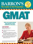 Barron's GMAT 16th edition 9780764145636 0764145630