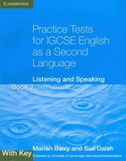 Practice Tests for IGCSE English as a Second Language 1st edition 9780521186346 052118634X