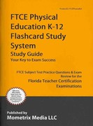 FTCE Physical Education K-12 Secrets Study Guide 1st Edition 9781609717513 1609717511