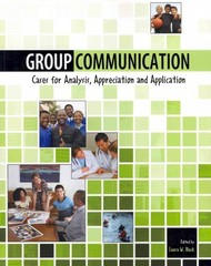 Group Communication 1st Edition 9780757582950 0757582958
