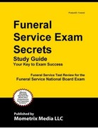 Funeral Service Exam Secrets Study Guide 1st Edition 9781609717681 1609717686