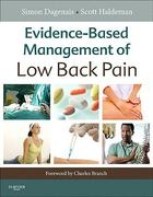 Evidence-Based Management of Low Back Pain 1st edition 9780323072939 0323072933
