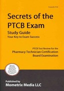 Secrets of the PTCB Exam Study Guide 1st Edition 9781610727990 1610727991