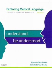 Medical Terminology Online for Exploring Medical Language (User Guide, Access Code and Textbook Package) 8th edition 9780323077118 0323077110