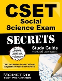 CSET Social Science Exam Secrets Study Guide 1st Edition 9781609715793 1609715799