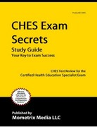 CHES Exam Secrets Study Guide 1st Edition 9781609713348 1609713346