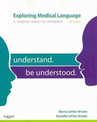 Exploring Medical Language - Text and Audio CDs Package 8th Edition 9780323077064 0323077064