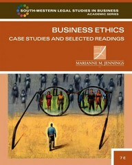 Business Ethics 7th edition 9780538473538 0538473533