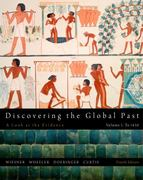 Discovering the Global Past, Volume I 4th edition 9781111341428 1111341427