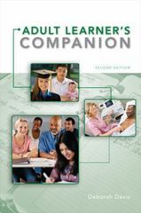 The Adult Learner's Companion 2nd Edition 9781133420453 1133420451
