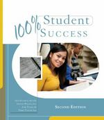 100% Student Success 2nd Edition 9780495913726 0495913723