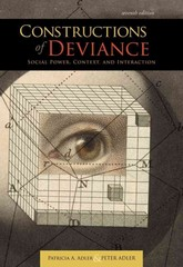 Constructions of Deviance 7th Edition 9781111186371 1111186375