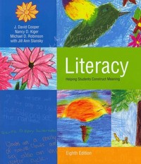 Literacy 8th edition 9781111298104 1111298106