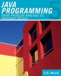Java Programming From Problem Analysis to Program Design