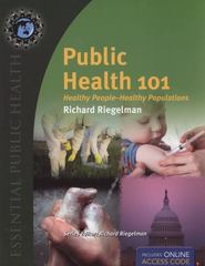 Public Health 101 1st edition 9781449601492 1449601499