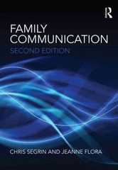 Family Communication 2nd Edition 9780415876346 0415876346
