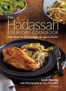 The Hadassah Everyday Cookbook 0 9780789322210 0789322218