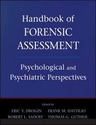 Handbook of Forensic Assessment 1st edition 9780470484050 0470484055