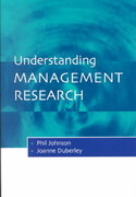 Understanding Management Research 1st edition 9780761969181 0761969187