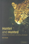 Hunter and Hunted 0 9780521891097 0521891094