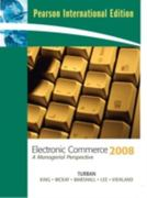 Electronic Commerce 2008 5th edition 9780135135440 0135135443