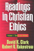 Readings in Christian Ethics 1st Edition 9780801025815 0801025818