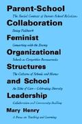 Parent-School Collaboration 1st Edition 9780791428566 0791428567