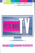 It's Not TV 1st edition 9780415960380 041596038X