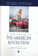 A Companion to the American Revolution 1st edition 9780631210580 063121058X