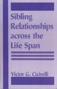 Sibling Relationships Across the Life Span 1st Edition 9780306450259 0306450259